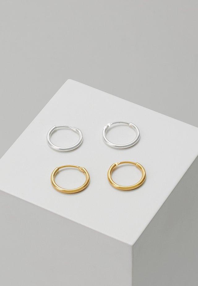2 PACK - Boucles d'oreilles - multi-coloured