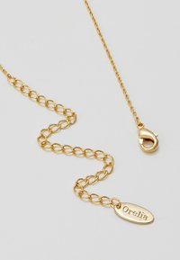 Orelia - CLEAN V CHOKER - Ketting - pale gold-coloured - 2