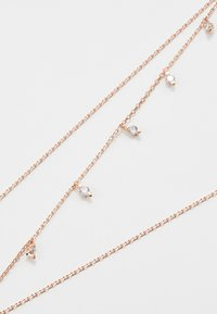 Orelia - MULTI DROP NECKLACE - Náhrdelník - rose gold-coloured