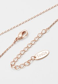 Orelia - MULTI DROP NECKLACE - Náhrdelník - rose gold-coloured - 2