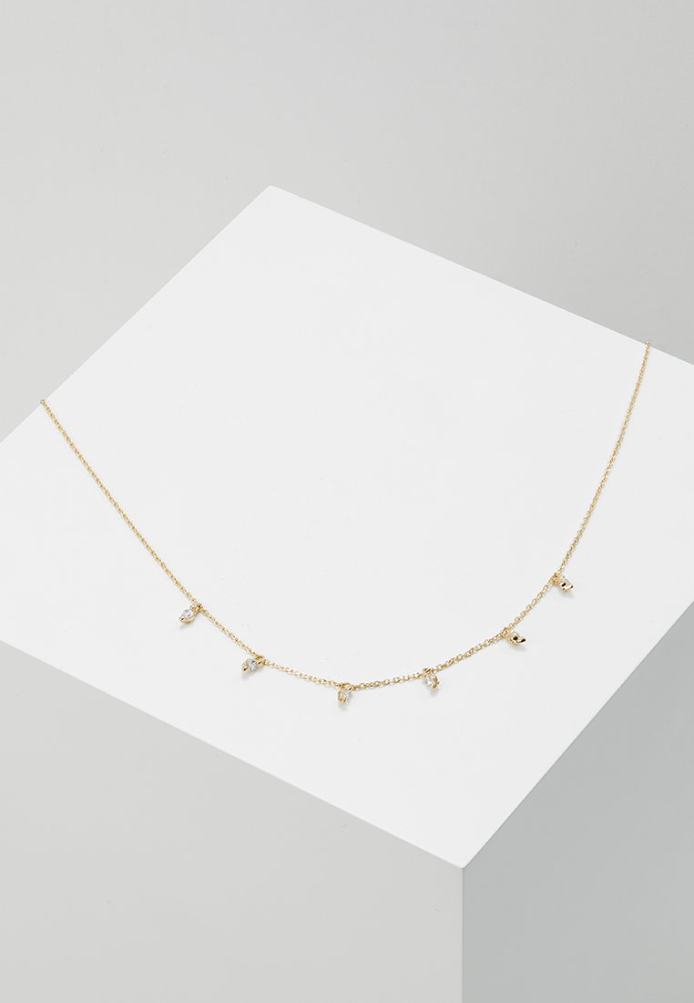 Orelia - MULTI DROP NECKLACE - Necklace - gold-coloured