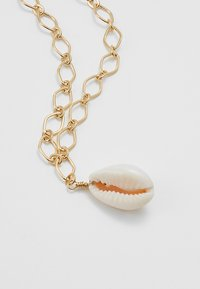 Orelia - CHAIN NECKLACE - Halskette - pale gold-coloured - 4