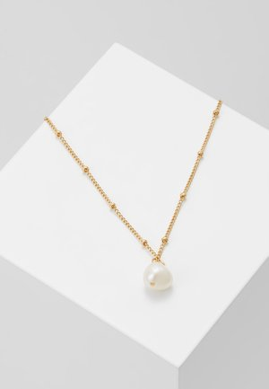 DROP DITSY NECKLACE - Halskette - gold-coloured