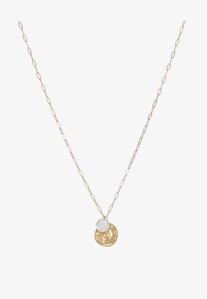 COIN CLUSTER NECKLACE - Collier - gold-coloured