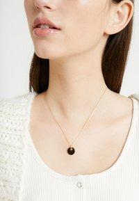 Orelia - Necklace - pale gold-coloured - 1