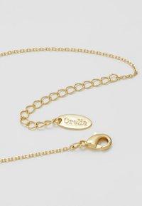 Orelia - Necklace - pale gold-coloured - 2
