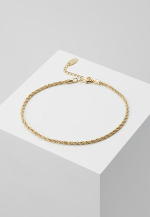 ROPE CHAIN ANKLET - Accessoires Sonstiges - pale gold-coloured