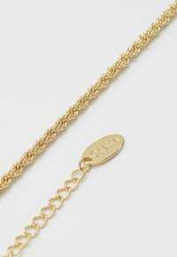 Orelia - ROPE CHAIN ANKLET - Annet - pale gold-coloured - 2