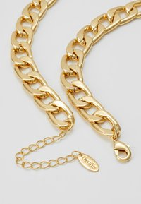 Orelia - CHUNKY CHAIN NECKLACE - Ketting - pale gold-coloured - 3