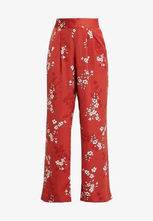 Broek - red cherry bloom