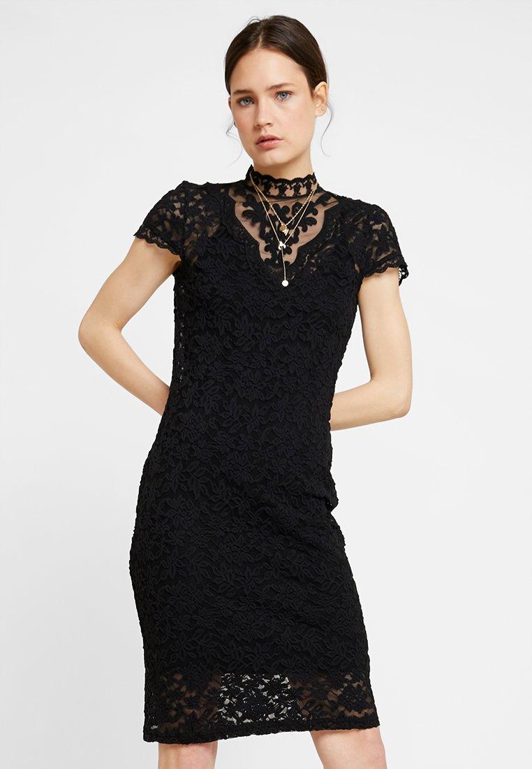 Rosemunde - DELICIA - Cocktailkleid/festliches Kleid - black