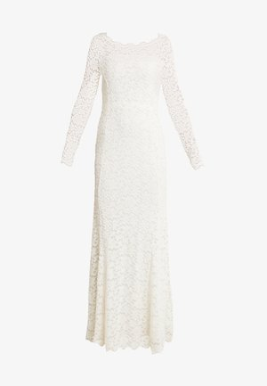 DRESS LS - Galajurk - ivory