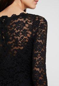 Rosemunde - DRESS LS - Ballkjole - black - 6