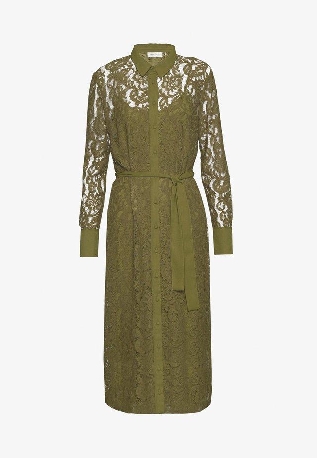 DRESS - Blousejurk - leaf green