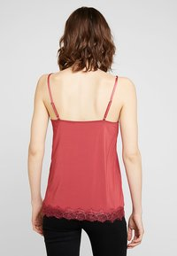 Rosemunde - BILLIE - Top - scarlet red - 2