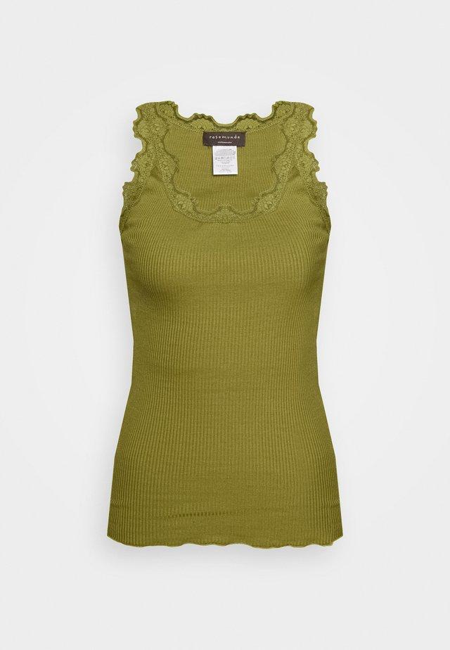 REGULAR VINTAGE - Top - leaf green