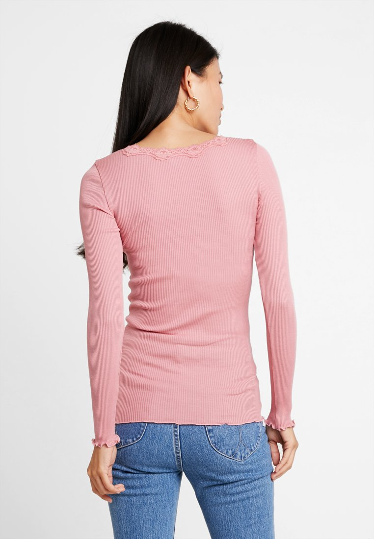 pink Rosemunde longues BABETTET à blush manches shirt DE2IW9H