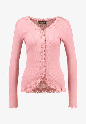 BABETTE - Top sdlouhým rukávem - pink blush