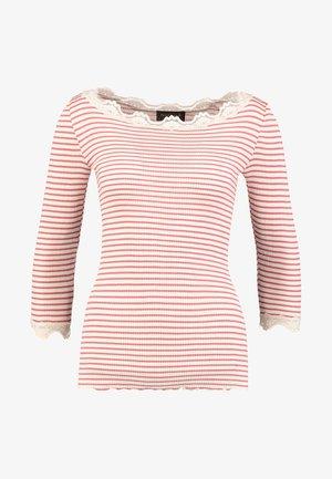 BABETTE - T-shirt à manches longues - rose soft powder