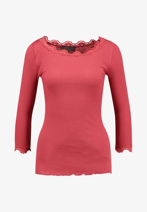 BABETTE - Top sdlouhým rukávem - scarlet red