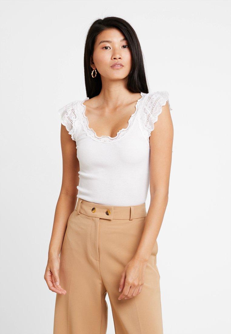 Rosemunde - BENITA - Top - new white