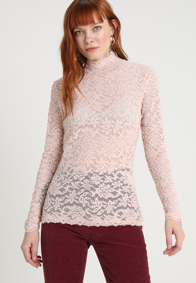 Rosemunde - DELICIA - Bluse - dusty rose