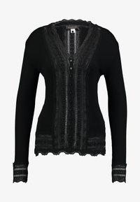 Rosemunde - BENITA - Cardigan - black - 3
