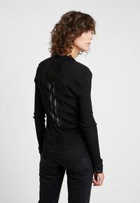 Rosemunde - BENITA - Kardigan - black - 2