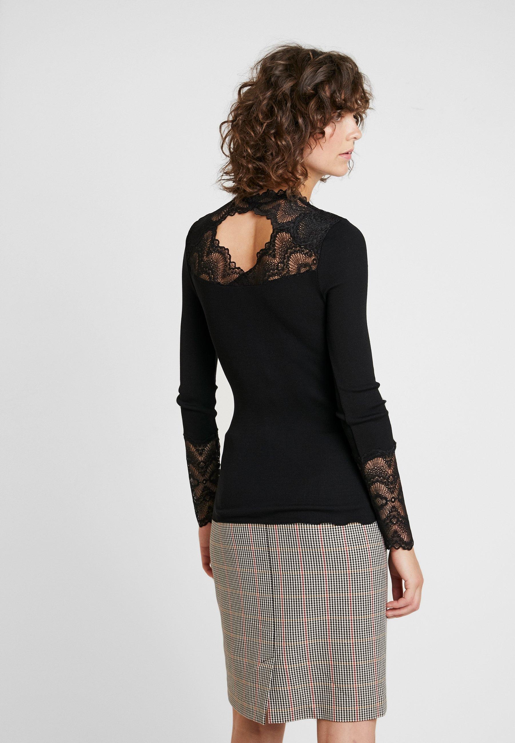 Rosemunde BRIONNE - Langarmshirt black