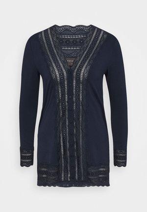 CARDIGAN - Lehká bunda - dark blue