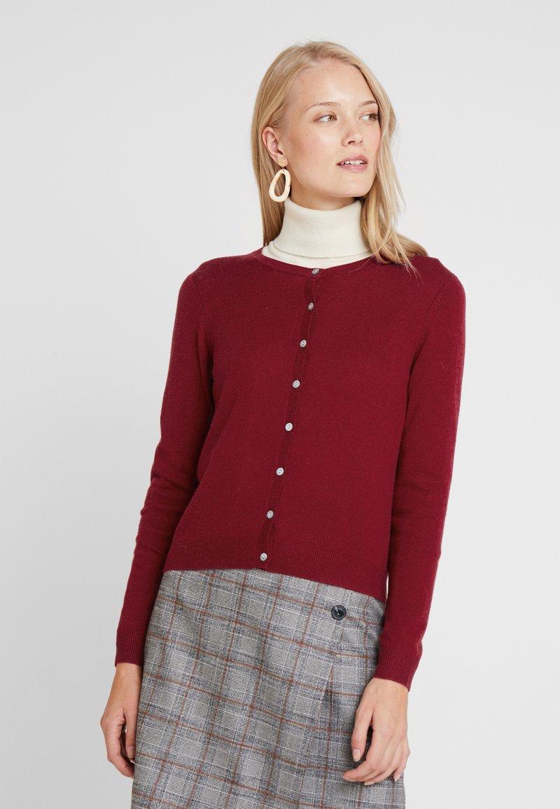 Rosemunde - SOFIA - Cardigan - burgundy red