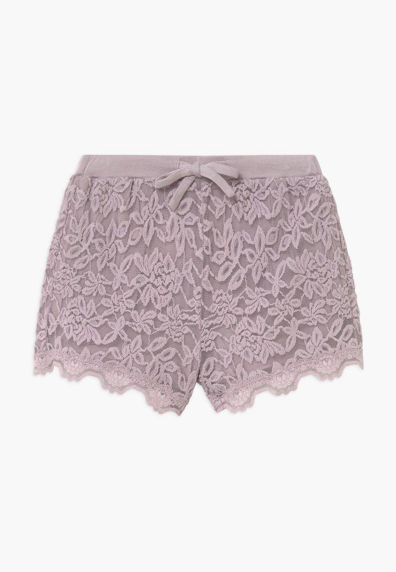 Rosemunde - DELICIA - Shorts - iris purple