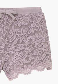Rosemunde - DELICIA - Shorts - iris purple - 3