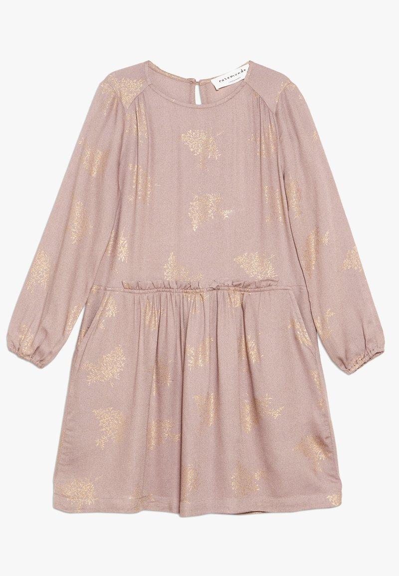 Rosemunde - DRESS LS - Day dress - purple