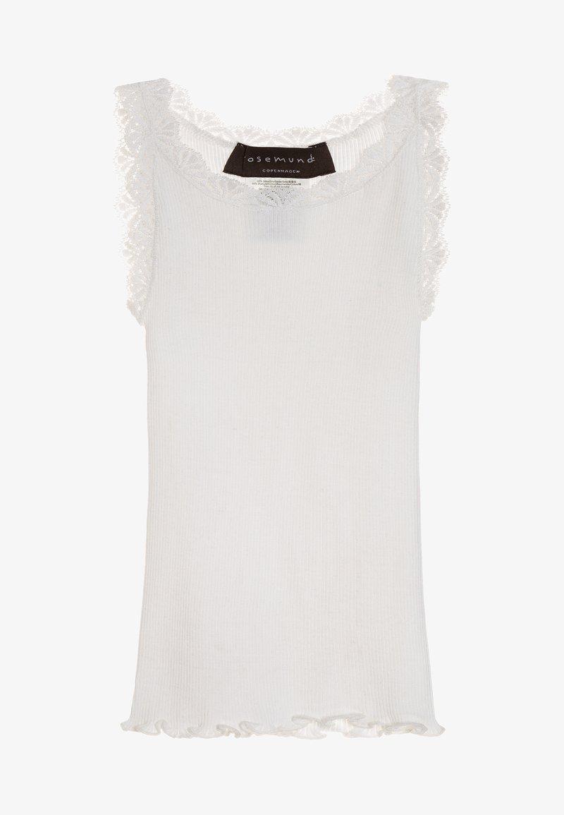 Rosemunde - Top - new white