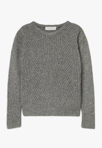 Rosemunde - Jumper - grey blend - 0