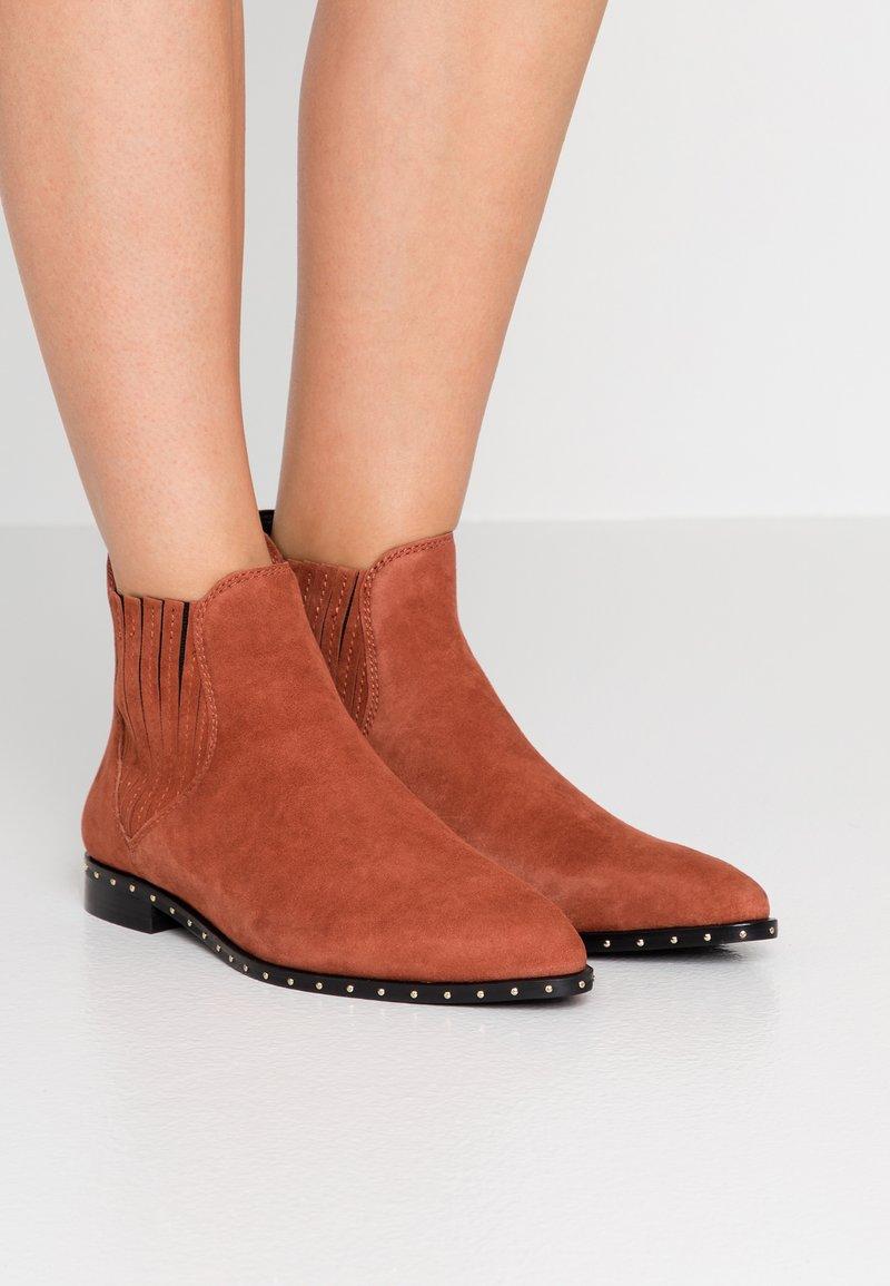 Rebecca Minkoff - MADYSIN - Classic ankle boots - acorn