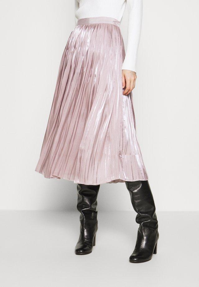 ADIA SKIRT - A-line skirt - pale mauve