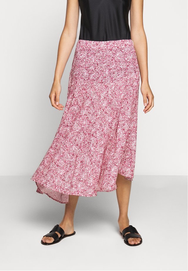 REIANA SKIRT - A-Linien-Rock - pink/multi