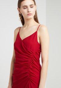 Rebecca Minkoff - KINSLEY DRESS - Hverdagskjoler - red - 4
