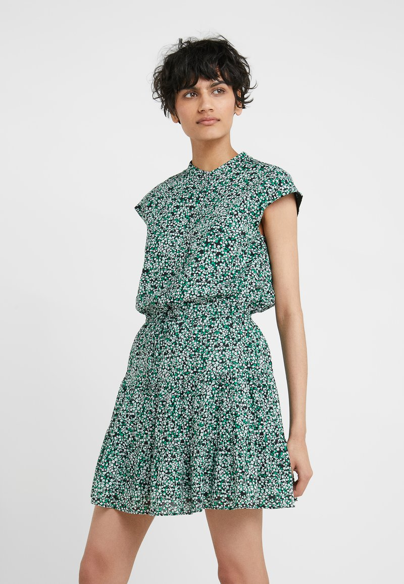 Rebecca Minkoff - OLLIE DRESS - Day dress - green
