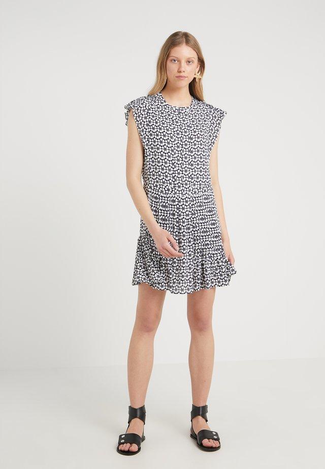 CASSANDRA DRESS - Vestito estivo - navy/multi
