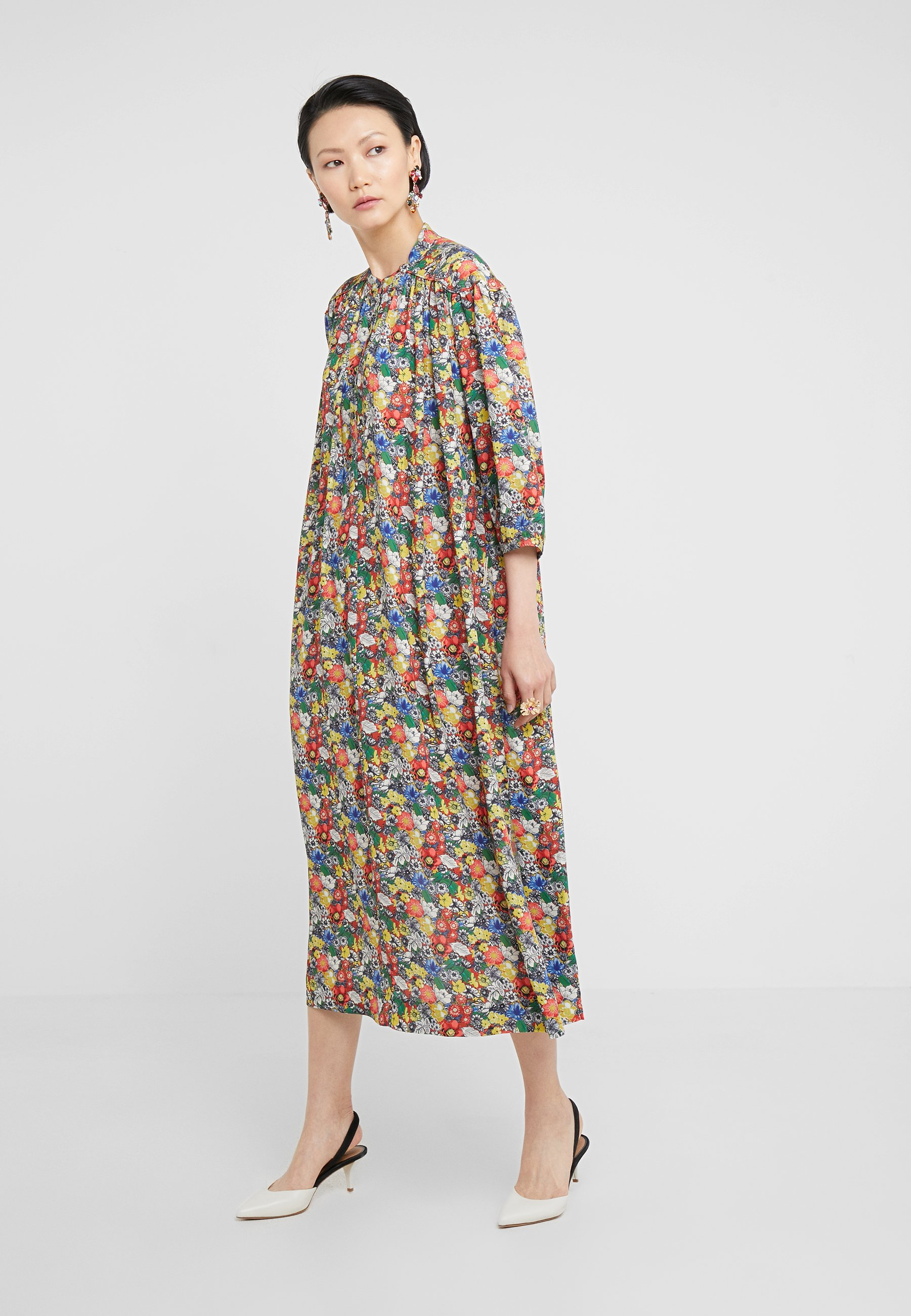 Minkoff Multi Tina coloured Longue Rebecca DressRobe nZNOk80wXP