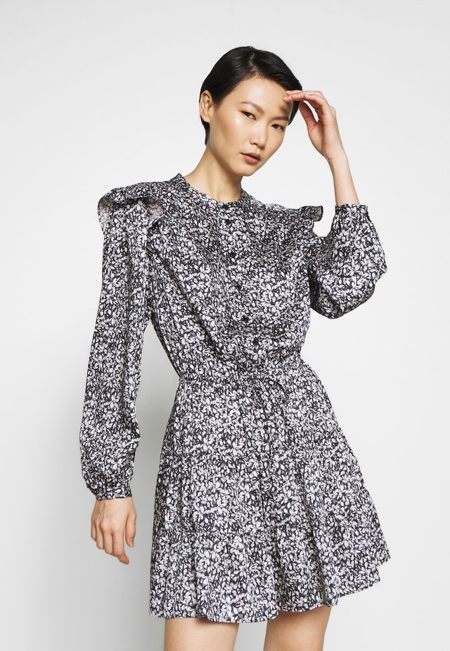 HANNAH DRESS - Robe d'été - blackmulti