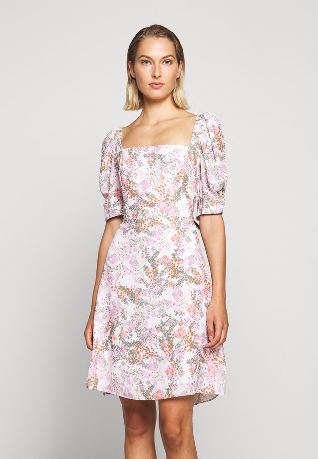 RANDY DRESS - Robe d'été - white/multi