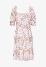 RANDY DRESS - Robe d'été - white/multi