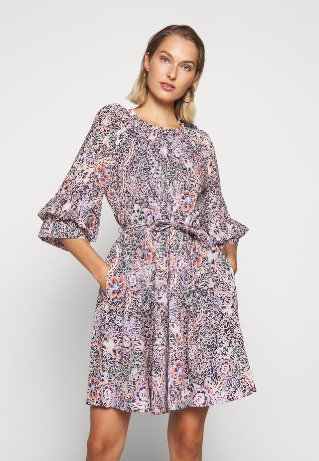SERAFINA DRESS - Korte jurk - multi