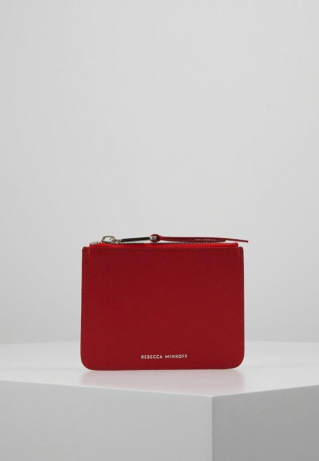 COINPURSE CAVIAR - Peněženka - tomato