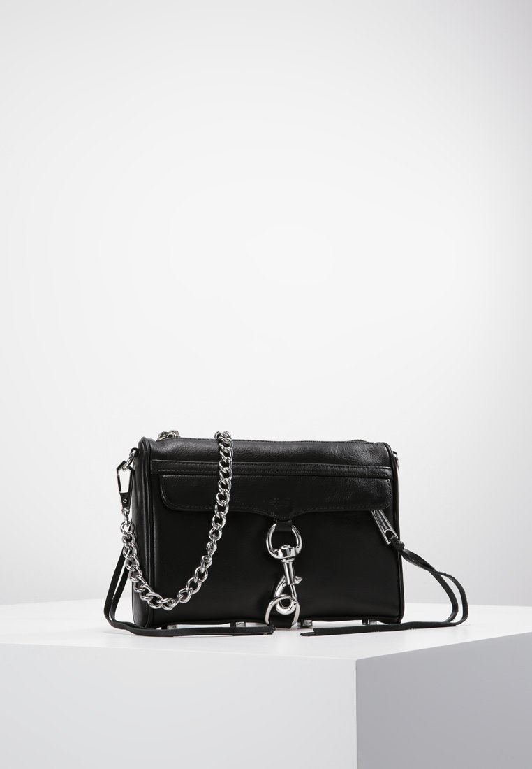 Rebecca Minkoff - MINI MAC - Bandolera - black