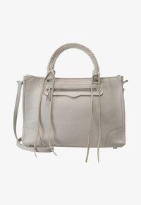 Rebecca Minkoff - REGAN SATCHEL TOTE - Handbag - putty - 5